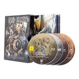 Iced Earth   Live In Ancient Kourion [2cd dvd blu ray] Lacra